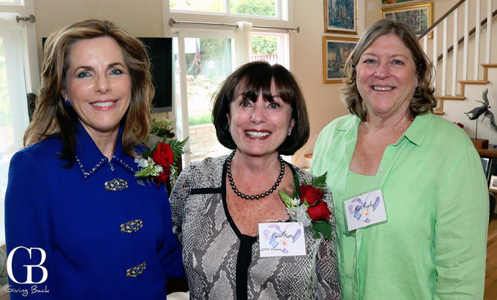 Cynthia Kronemyer  Carol Katz and Kate Engler