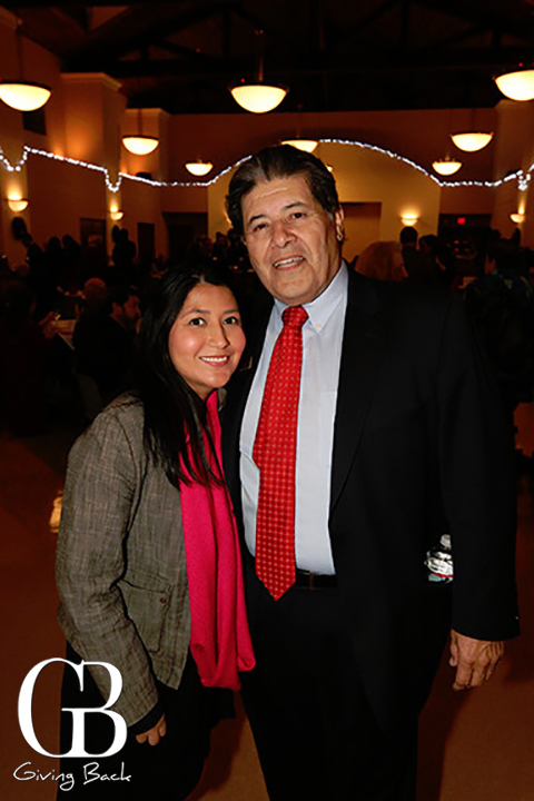 Cynthia and Richard Ybarra