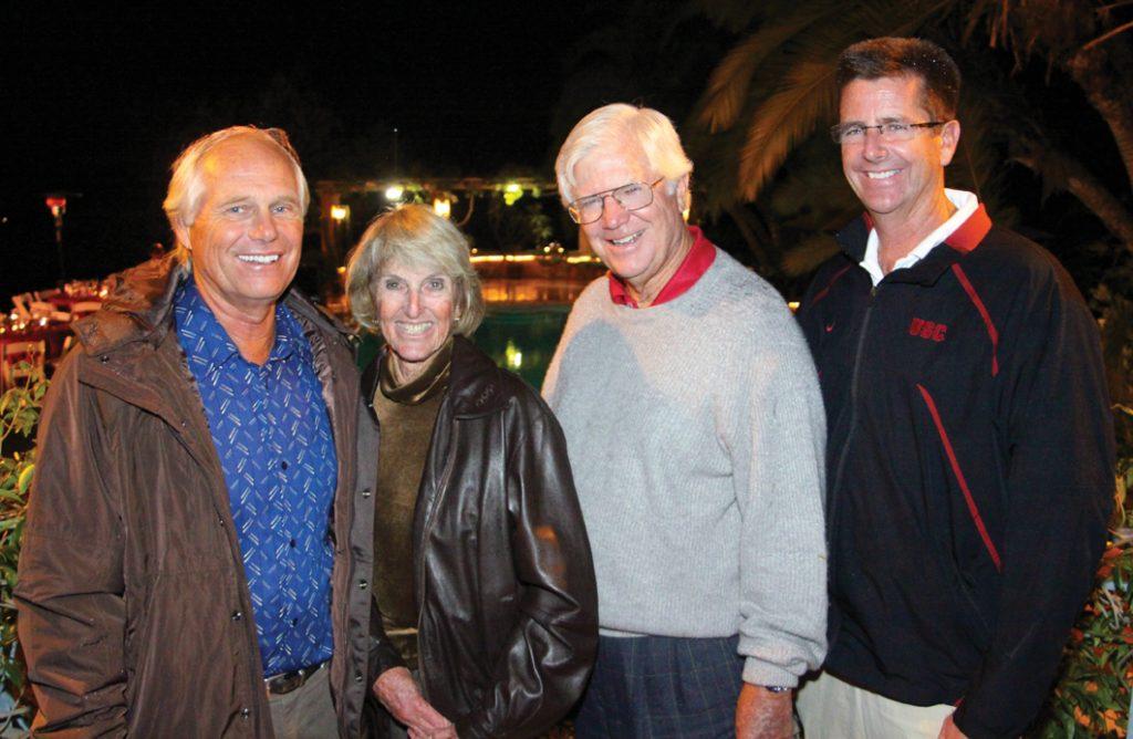Dan Kuipr, Jane and Tom Fetter with John Herman +.JPG