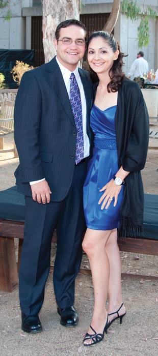 Dan and Carla Royer