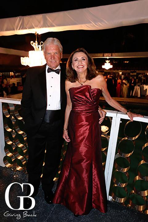 Dan Denike and Marilyn Carpenter