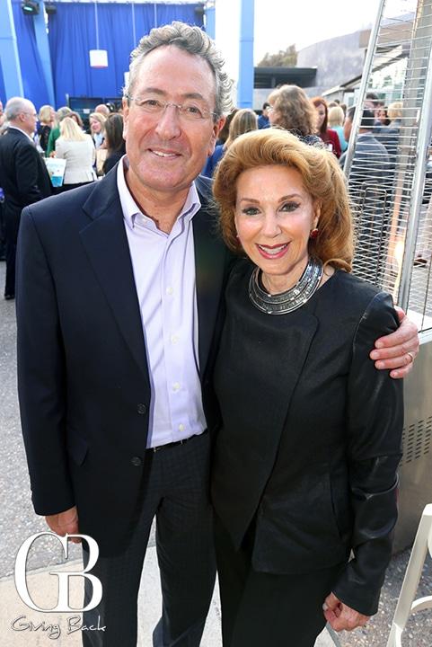 Dan Einhorn and Reena Horowitz