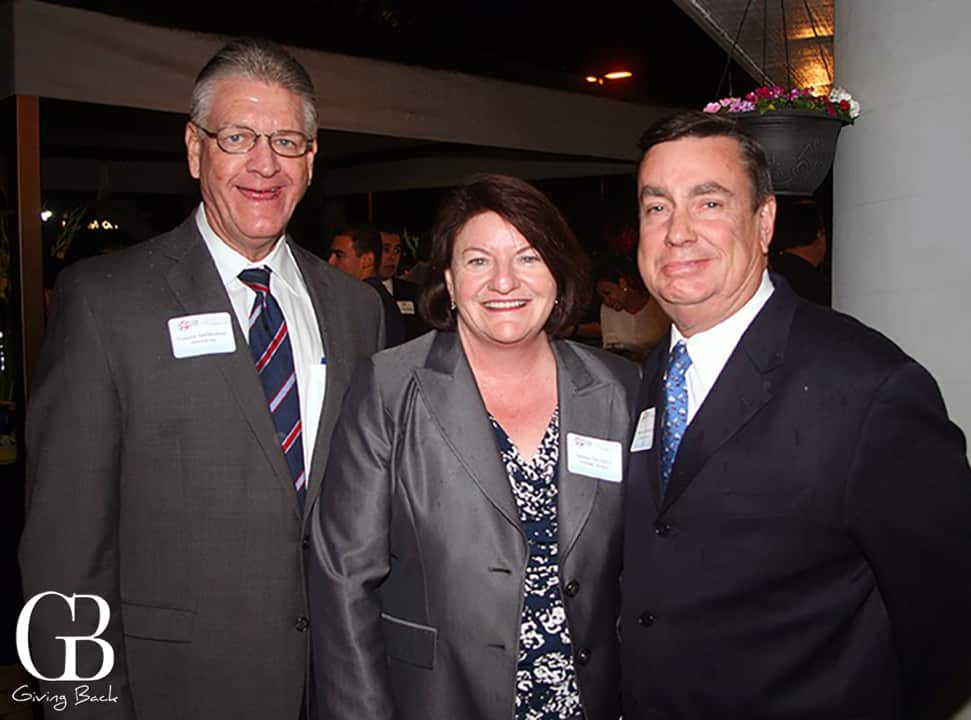 Dan McAllister  Speaker of the Assembly Toni Atkins and Senator Joel Anderson