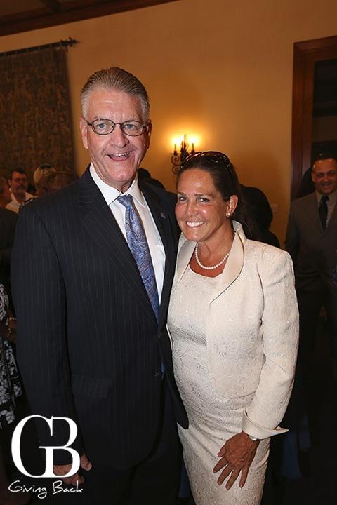 Dan McCalister and Lisa Norton