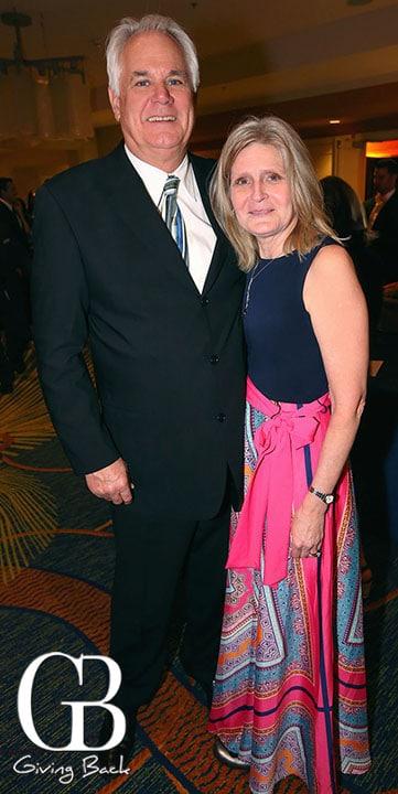 Dan Sperry and Laura Kwiatkowski