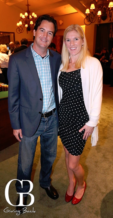 Dan Watson and Kristine Hubbard