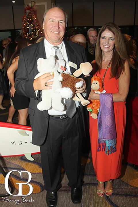 Dan and Barbara Weber