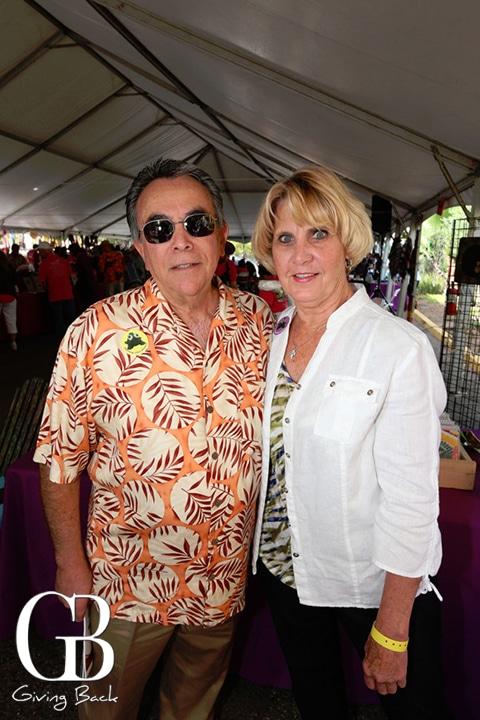 Dan and Mary Zamudio