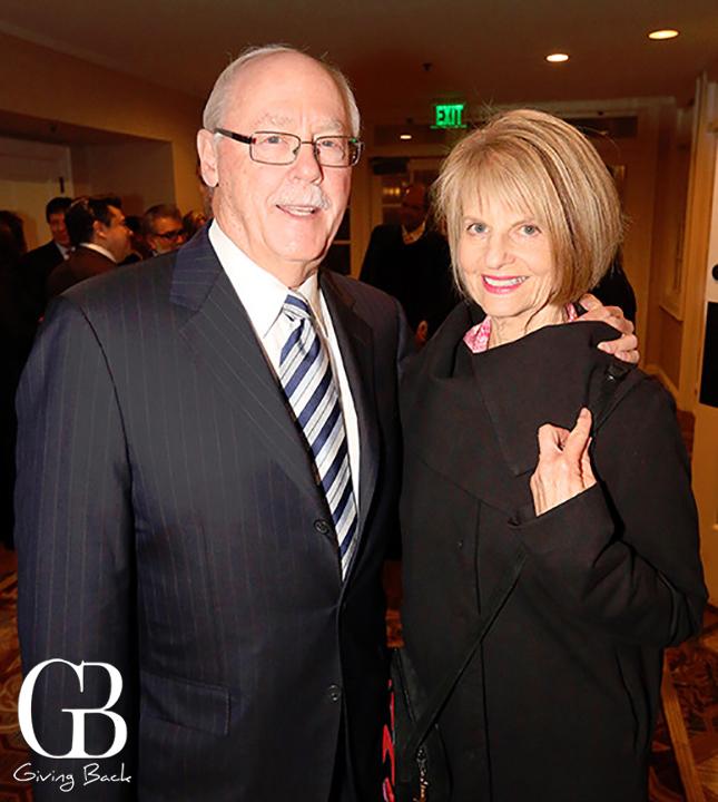 Dan y Phyllis Epstein