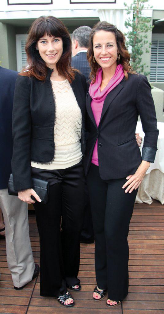 Dana Higgins and Tracy Schwartz.JPG