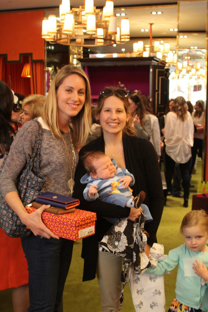 Dana Nugent and Leigh Ann Barker with Ella.JPG