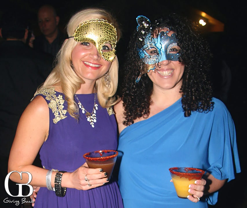 Dana Adams y Stacy Capaldi