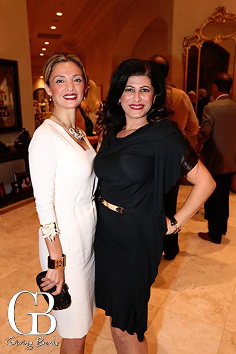 Dana Alkasmi and Marjan Daneshmand