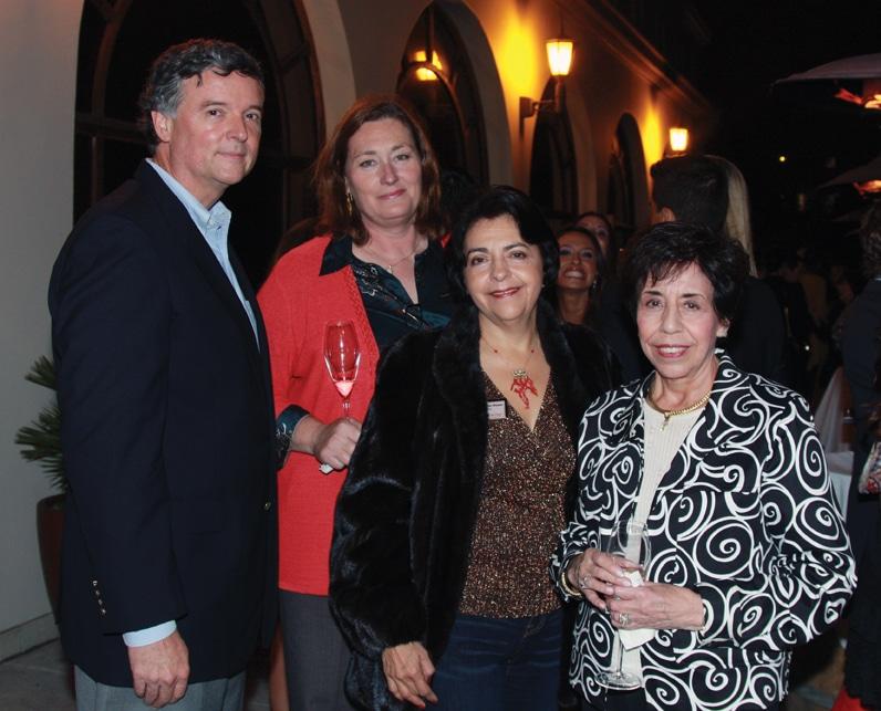 Daniel Barba, Bronle Crosby, Yolanda Walther Meade and Doris Tillett.JPG