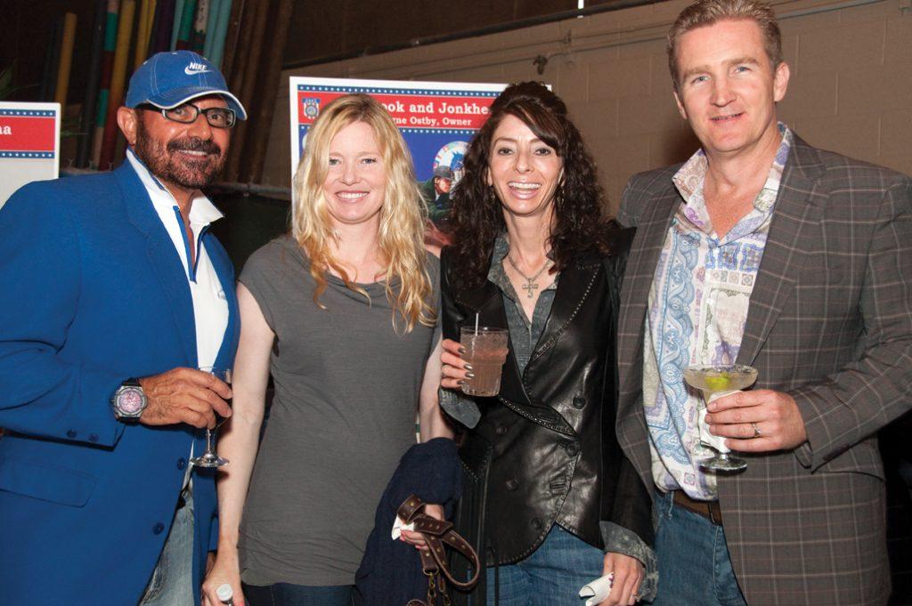 Daniel Rivetti and Kelley Fielder with Tammy and Jon Williams.JPG