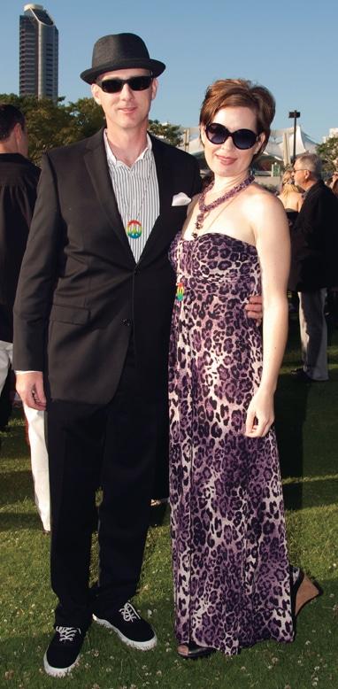 Daniel and Jacqueline Parks