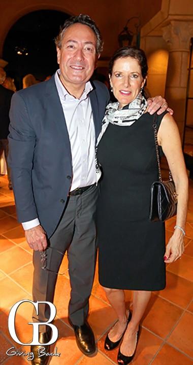 Daniel and Emily Einhorn