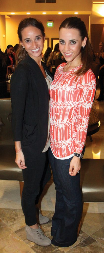 Daniella Adler and Stephanie Silverstein.JPG