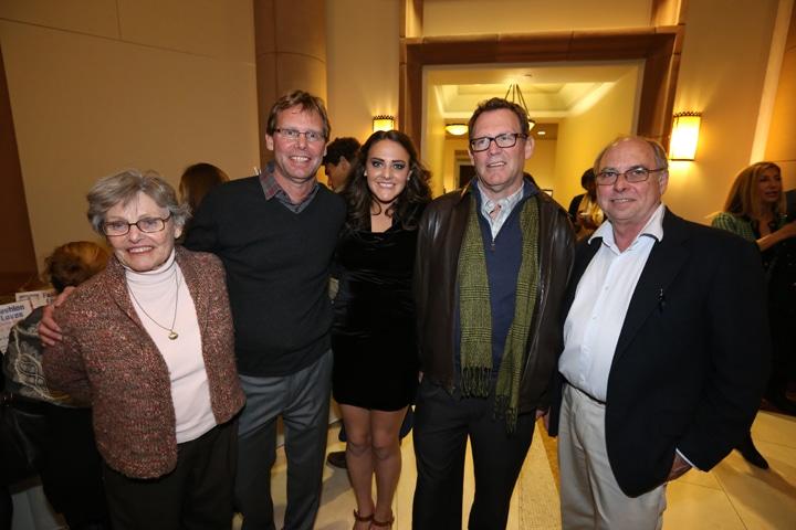 Daniella Decker with her family.JPG