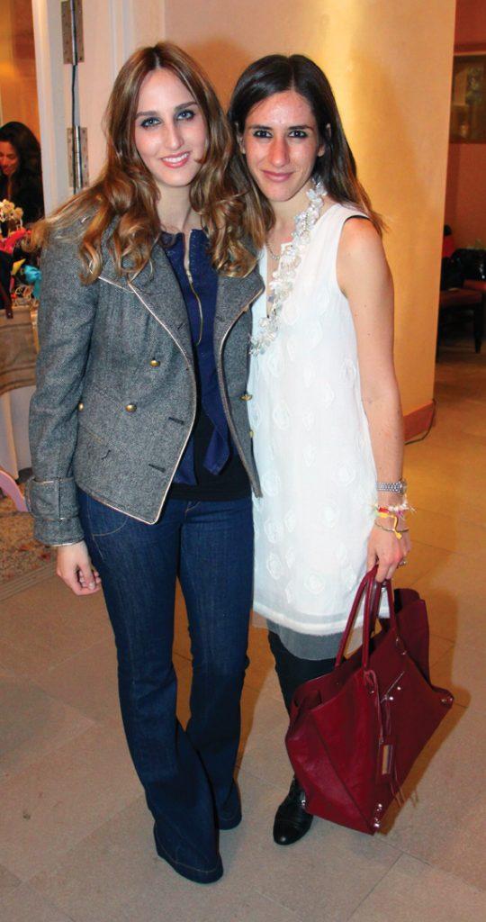 Daniella Modiano y Carla Pascal Modiano.JPG