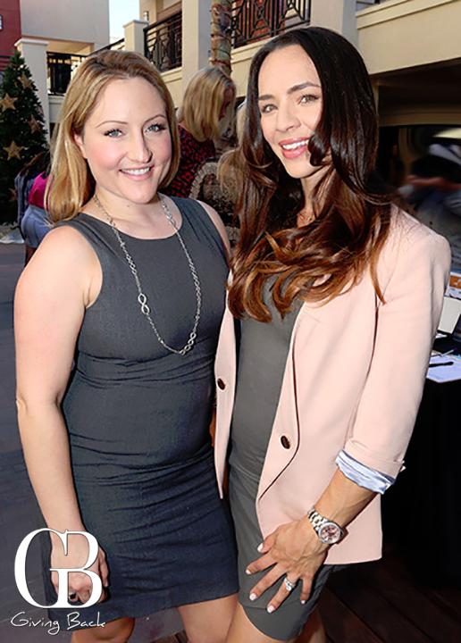 Danielle Gronich and Johanna Toman