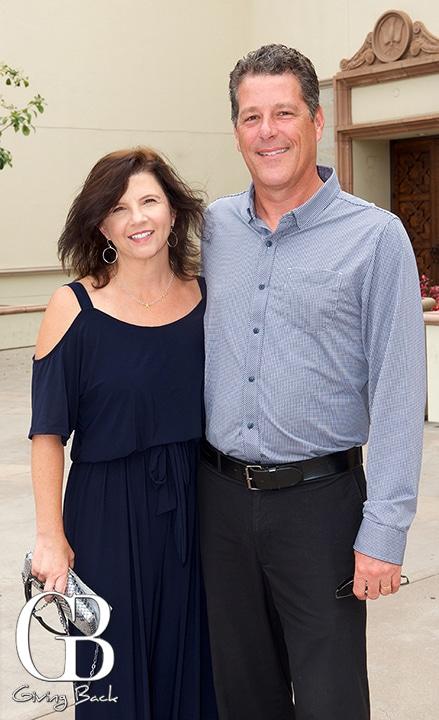 Danielle and Patrick McCay