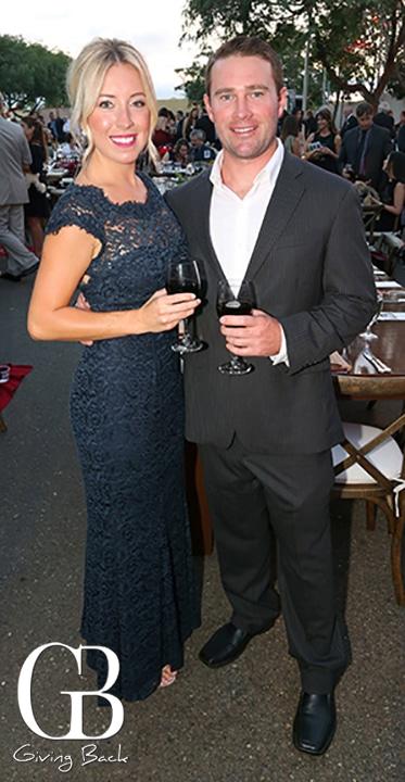 Danielle and Sean Collins