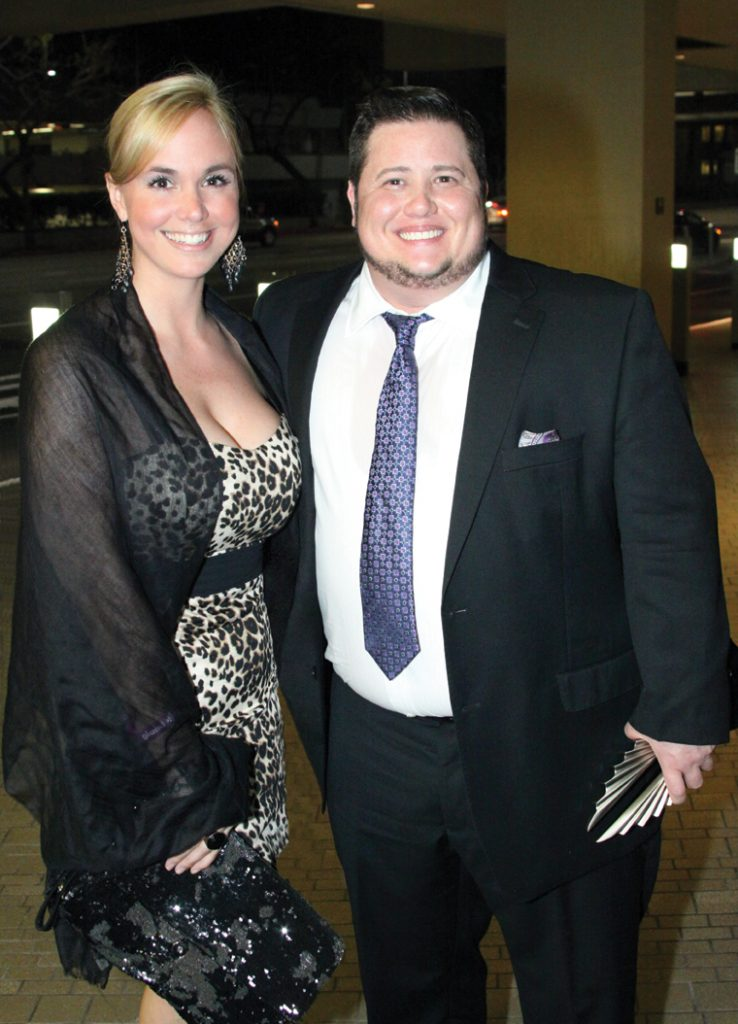 Danitza Villanueva with Chaz Bono.JPG