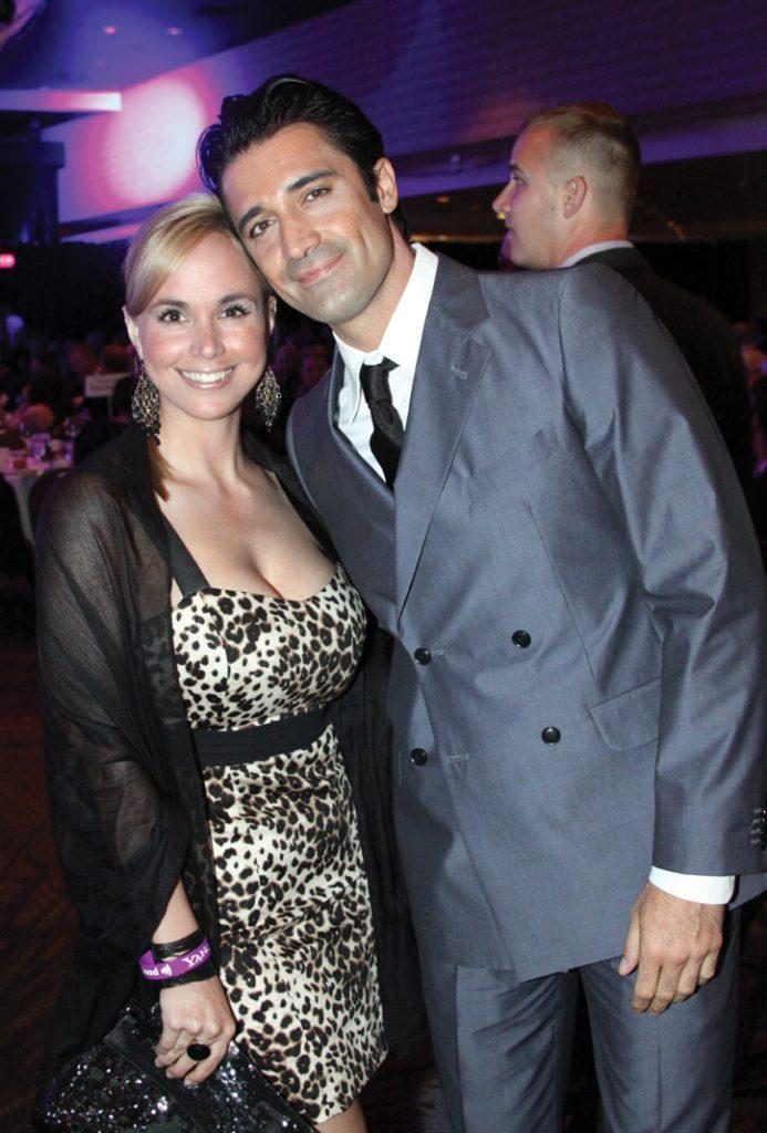 Danitza Villanueva with Gilles Marini.JPG