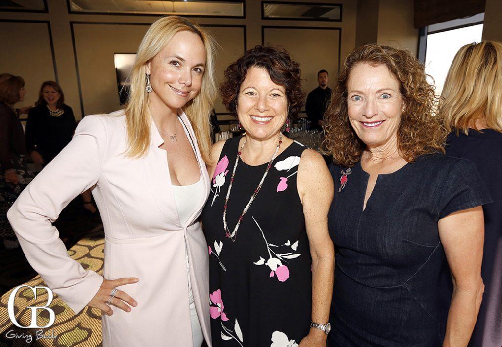 Danitza Villanueva  Laurie Coskey and Linda Katz