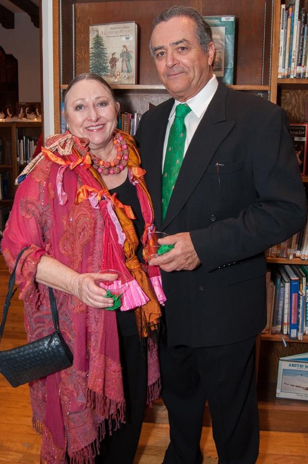 Dannie Sue and John Reis