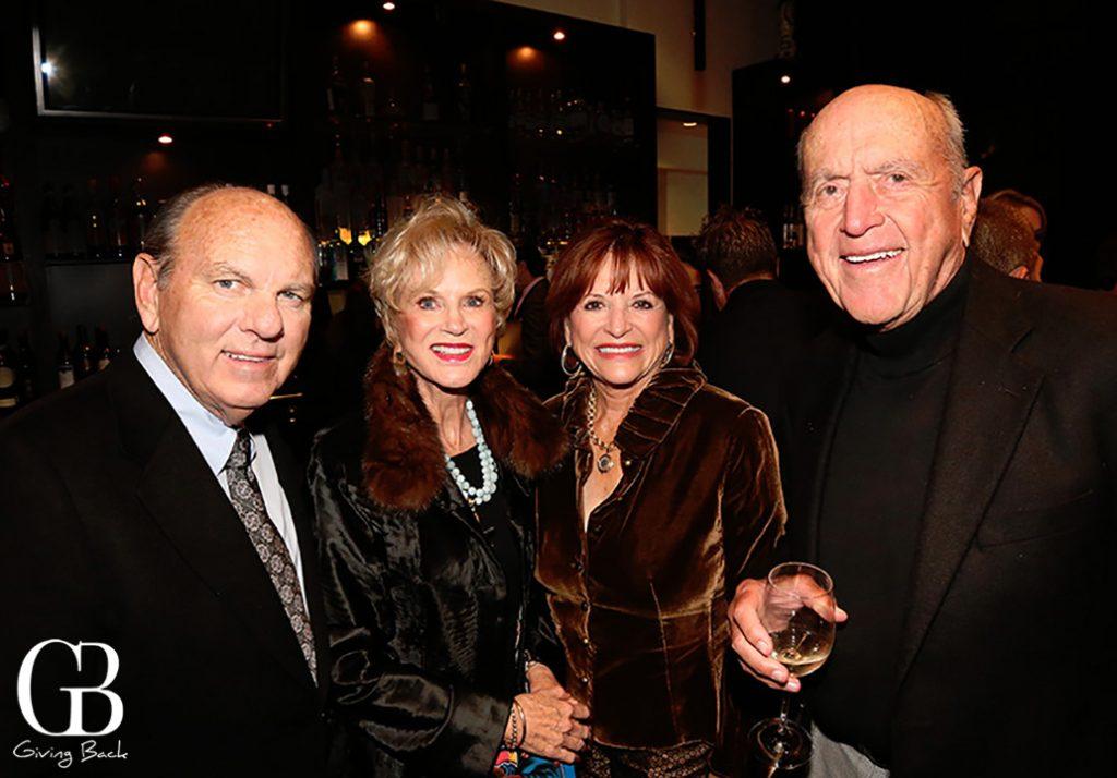 Danny Kelly  Barbara Finn Presley  Ovie Cowling and Norm Presley