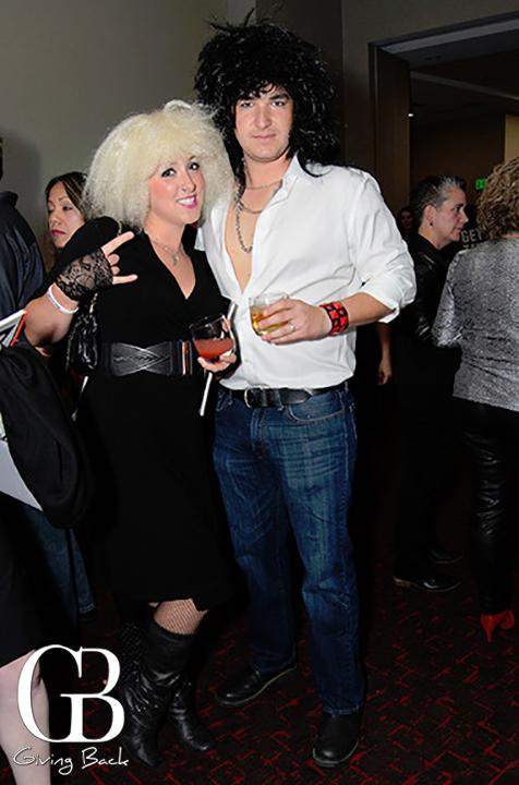 Darcy and Alex Melton