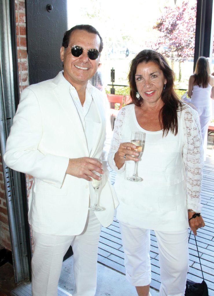Dario Moscoso and Marlene Pace.JPG