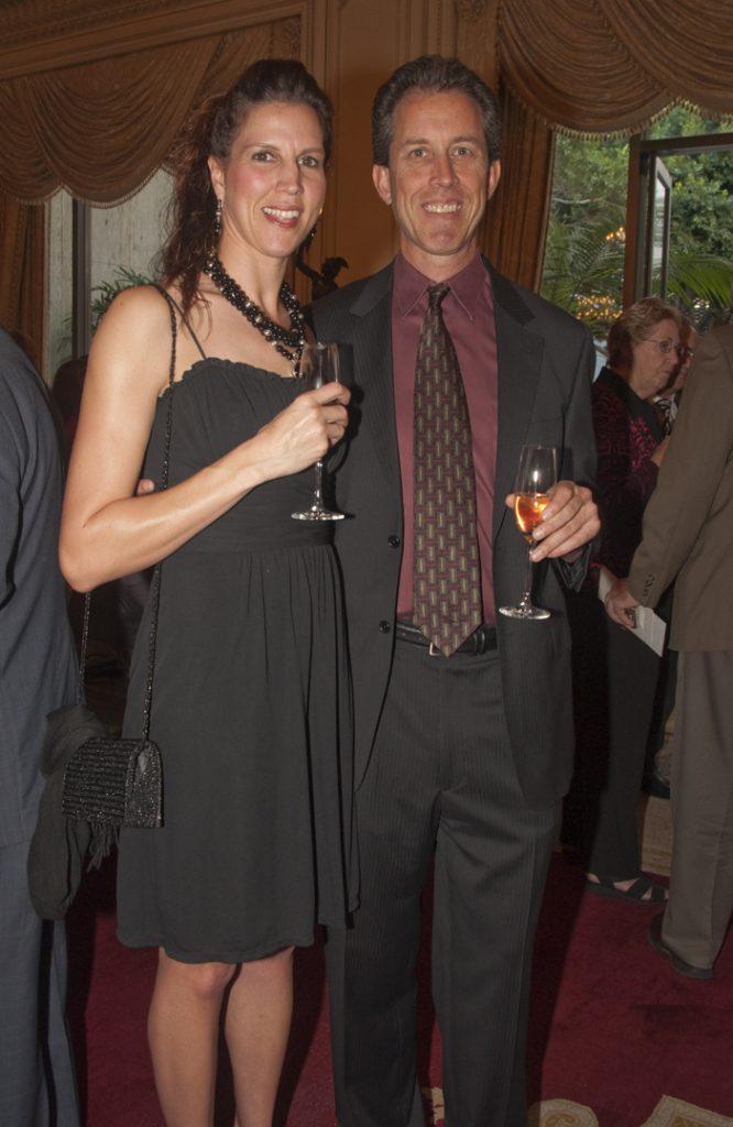 Darla Banaga and Jim Freeman