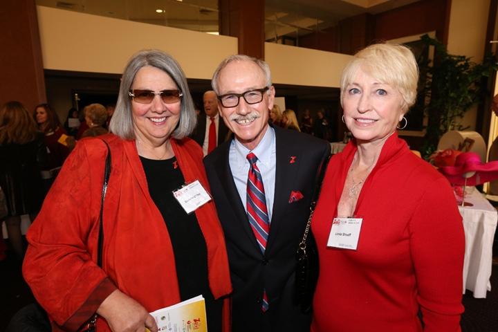 Darlene Shiley and Linda Shoaff with friend.JPG