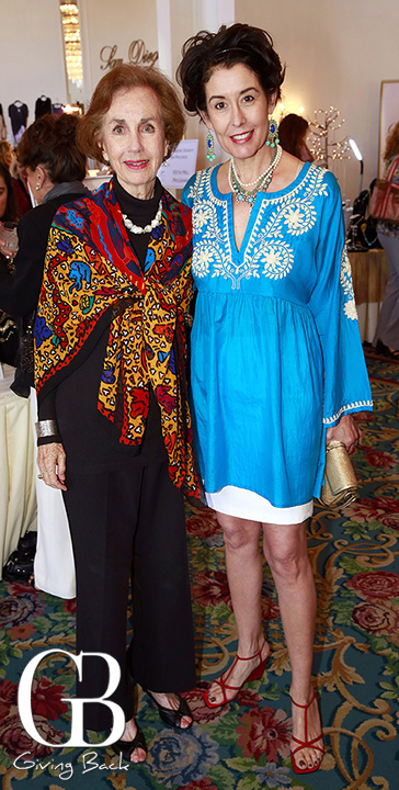 Darlene Davies and Diane Stocker