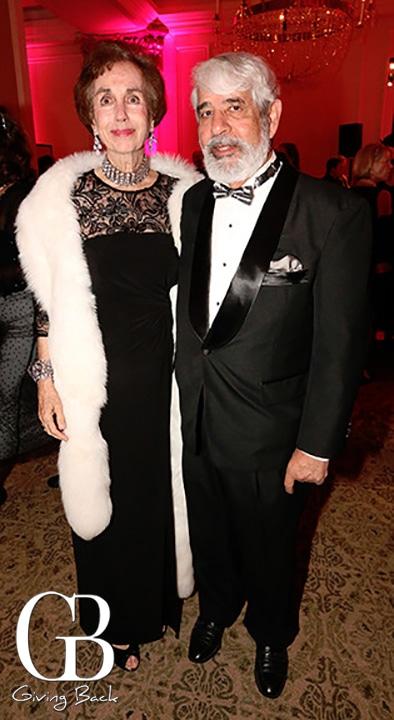 Darlene Davies and Paul Marshall