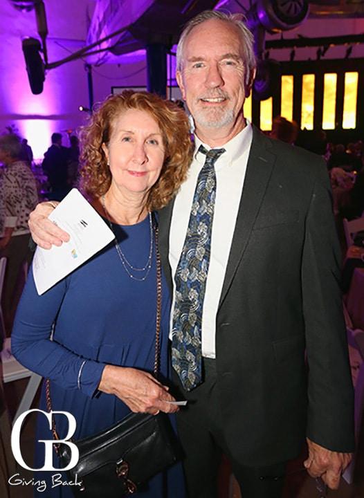 Darlene and Doug Burton