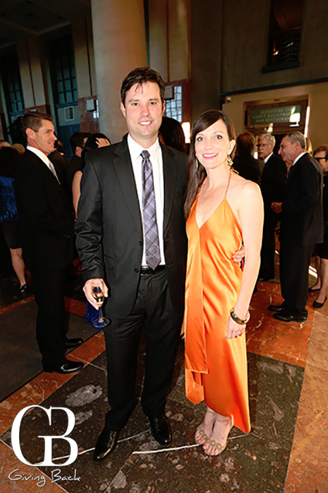 Darren Reinig and Bree O  Shea