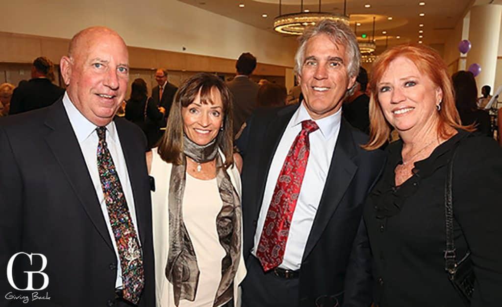 Dave McCaslin  Terry and Stath Karras  Lori Weaver