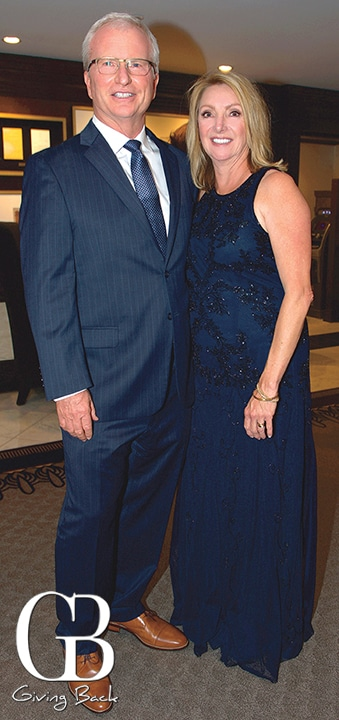 Dave and Charlene Walker