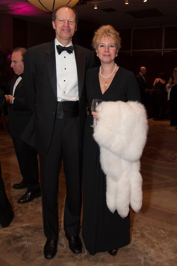 David Brenner and Tatiana Kisseleba