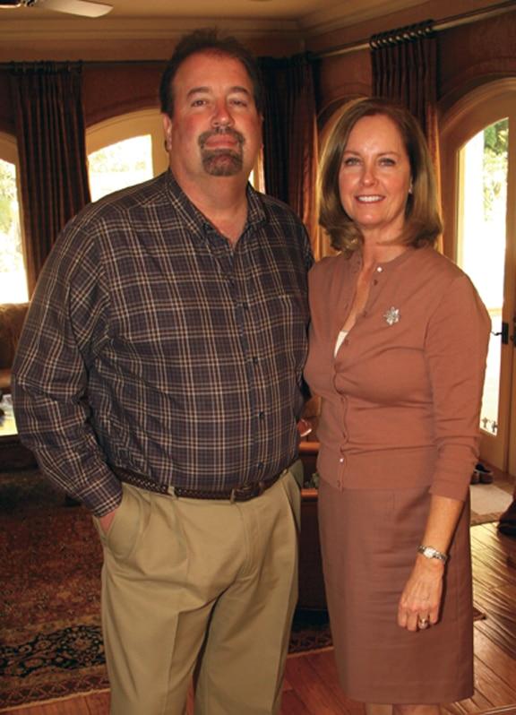 David Carucci and Terri Davis.JPG