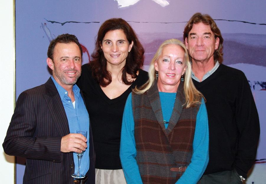 David Jurist, Kathryn Kanjo, Victoria Hamilton and Paul Hobson.JPG