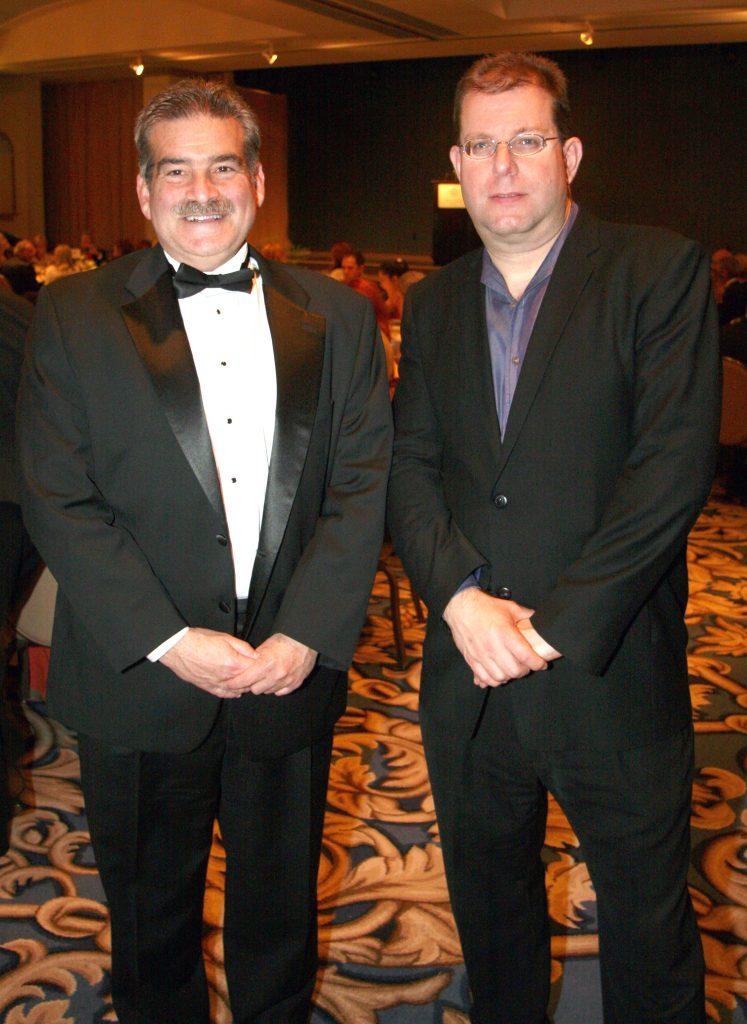 David Kleinfeld and Chris Ekren.JPG