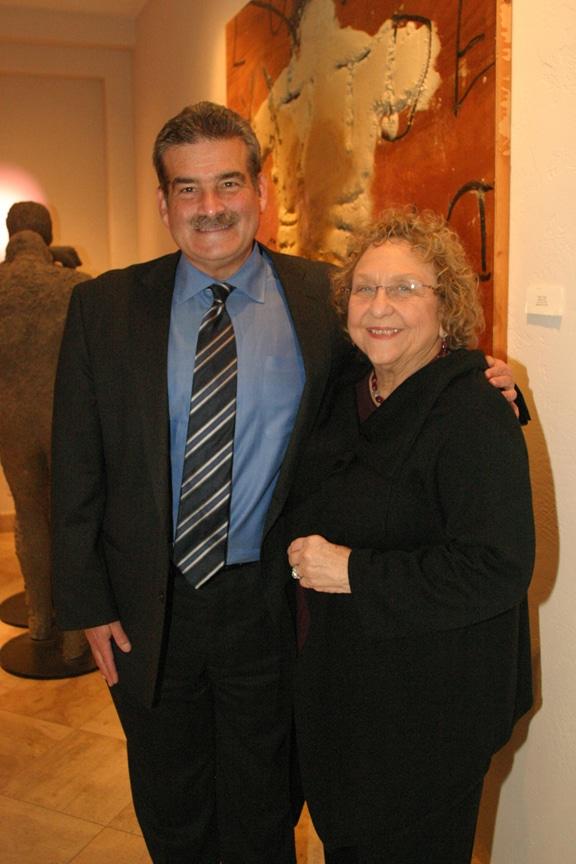 David Kleinfeld and Faye Wilson.JPG