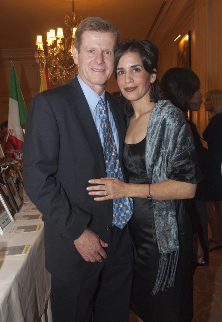 David and Elizabeth Hahn