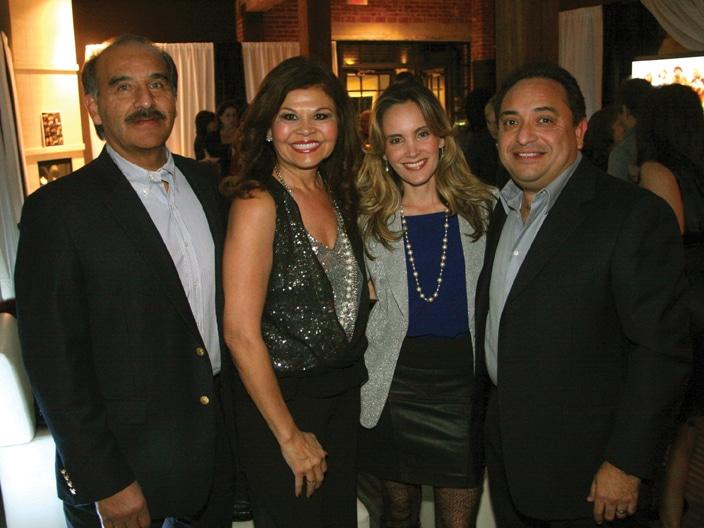 David and Espie Bejarano with Tania Luviano and David Castillo.JPG