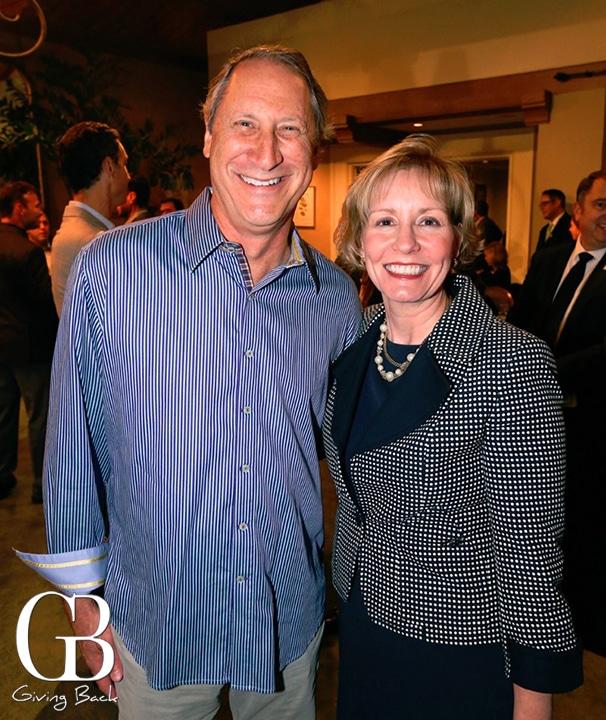 David Bialis and Sharon Lawrence